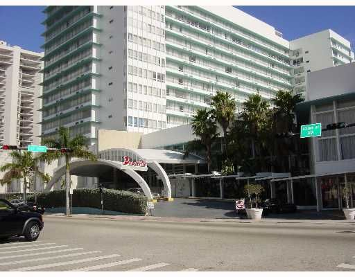 Deauville Hotel Resort Miami Beach Fl