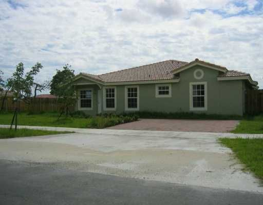 Cedar West Homes 1st Addn - Homestead, FL