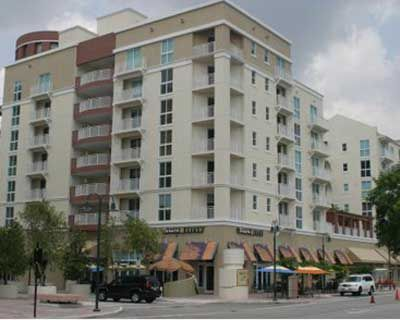 Downtown Dadeland Condo No 4 - Miami, FL