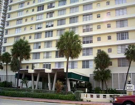 The Mimosa Hotel Miami Beach  Collins Avenue Miami